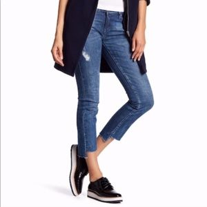 Blank NYC Intro Cropped Skinny Jeans